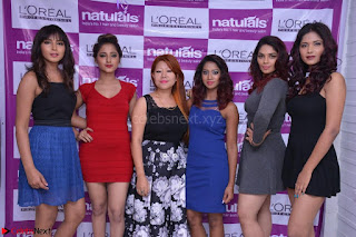Natural Beauty Salon Launch Stills At tur 15.jpg