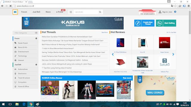 6 Website Keren Anak Muda Indonesia