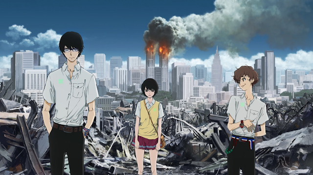 Kumpulan Foto Terror In Resonance, Fakta Terror In Resonance, Sinopsis dan Videonya