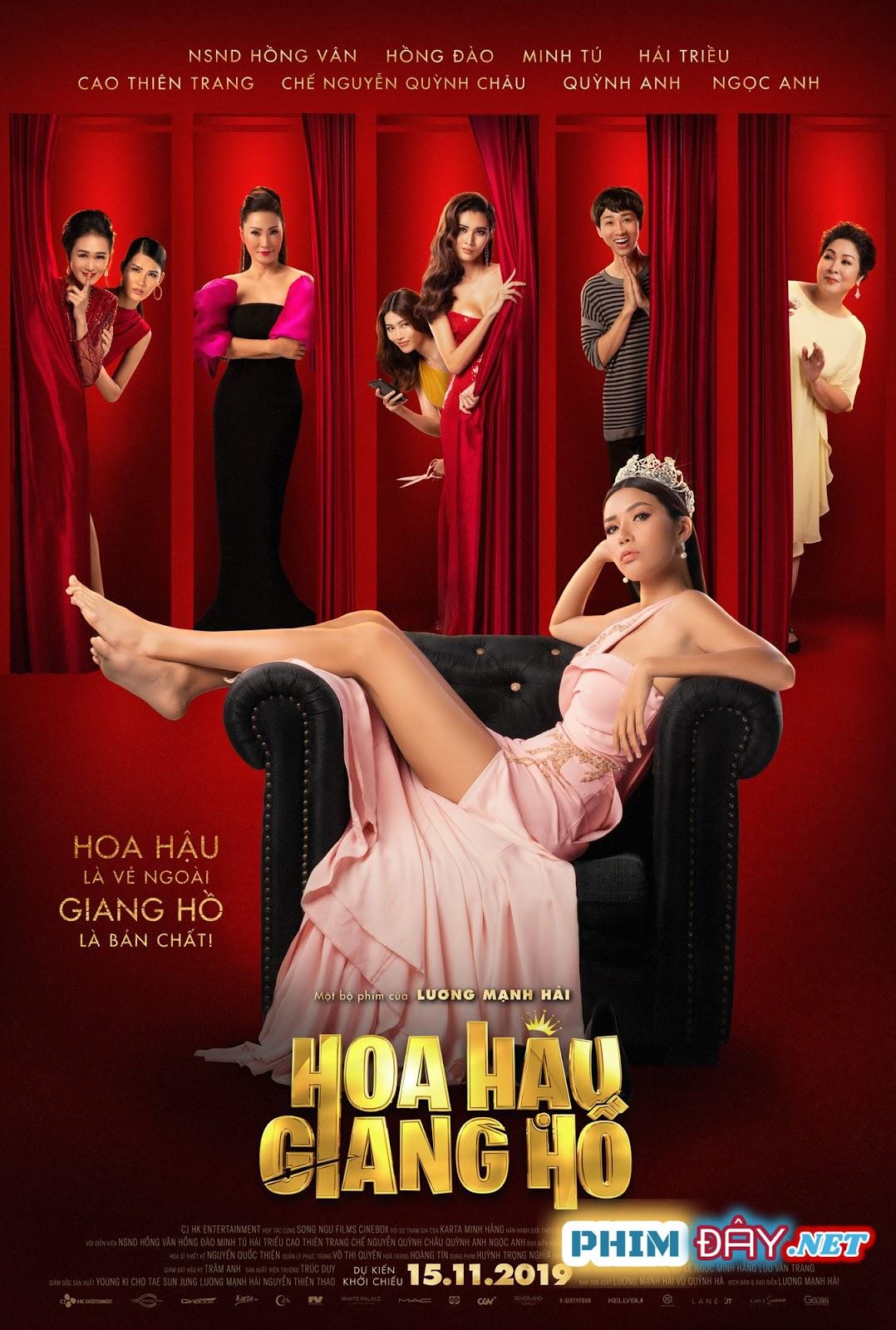 Hoa Hậu Giang Hồ 2019 - HOA HAU GIANG HO (2019)