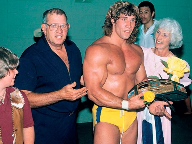 My 1 2 3 Cents Famer Friday Kerry Von Erich And What If