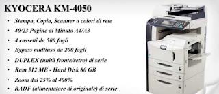 Kyocera KM-4050 Driver Download