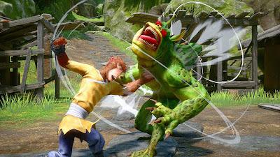Monkey King Hero Is Back Game Screenshot 1