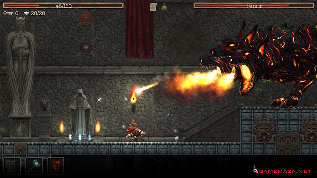 Trial By Viking Gameplay Screenshot 3