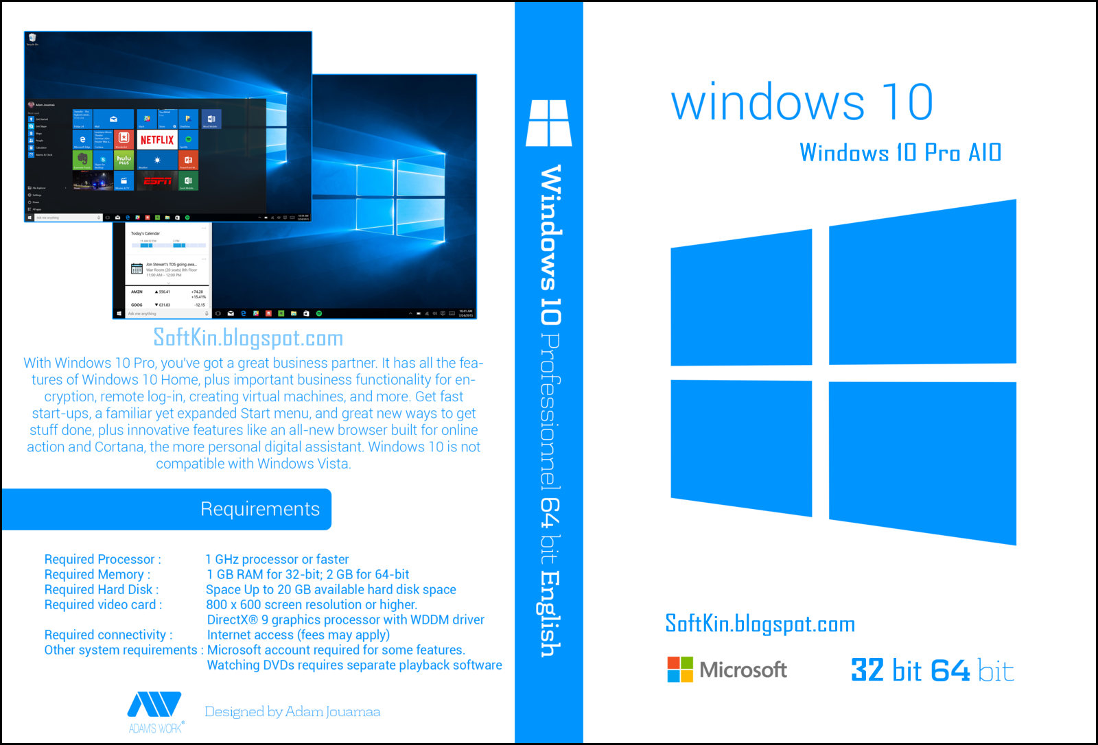 download windows 10 pro or home