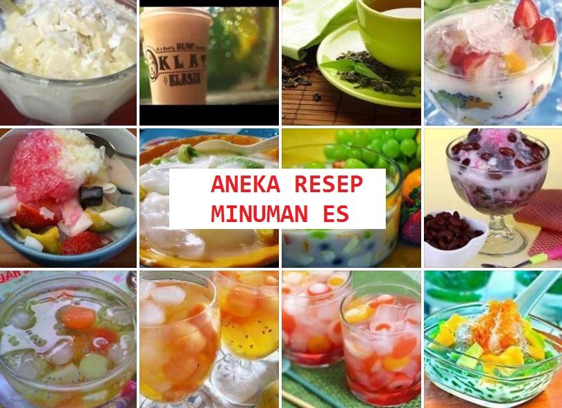 3 Resep Es Buah Segar dan Sehat untuk Buka Puasa