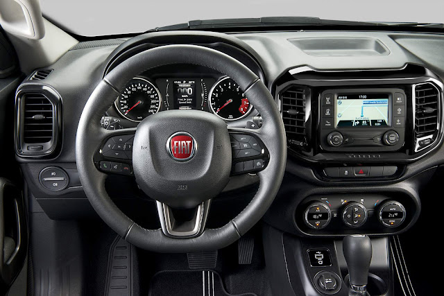 Fiat Toro 2018 Freedom 2.0 Diesel Automática