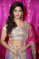 Ritika Sing in Golden Pink Choli Ghagra Cute Actress Ritika Sing ~  031.JPG