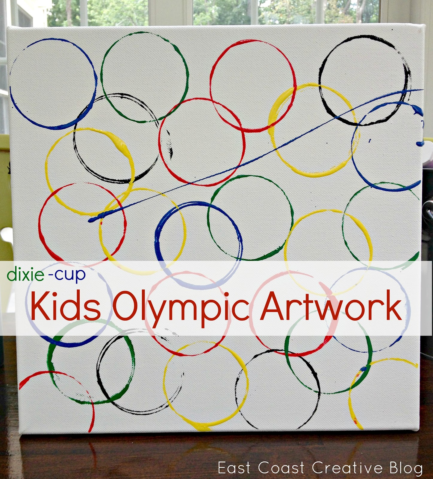 Olympic Crafts For Kids Olympic Games