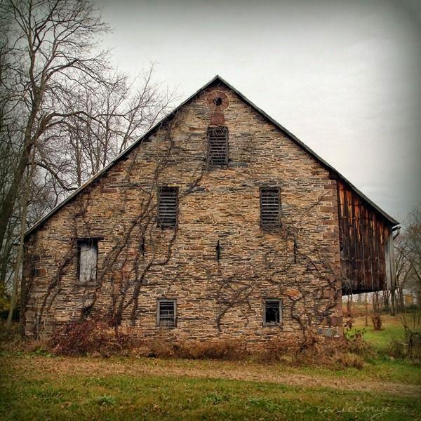Horse Country Chic Saving Old Bank Barns