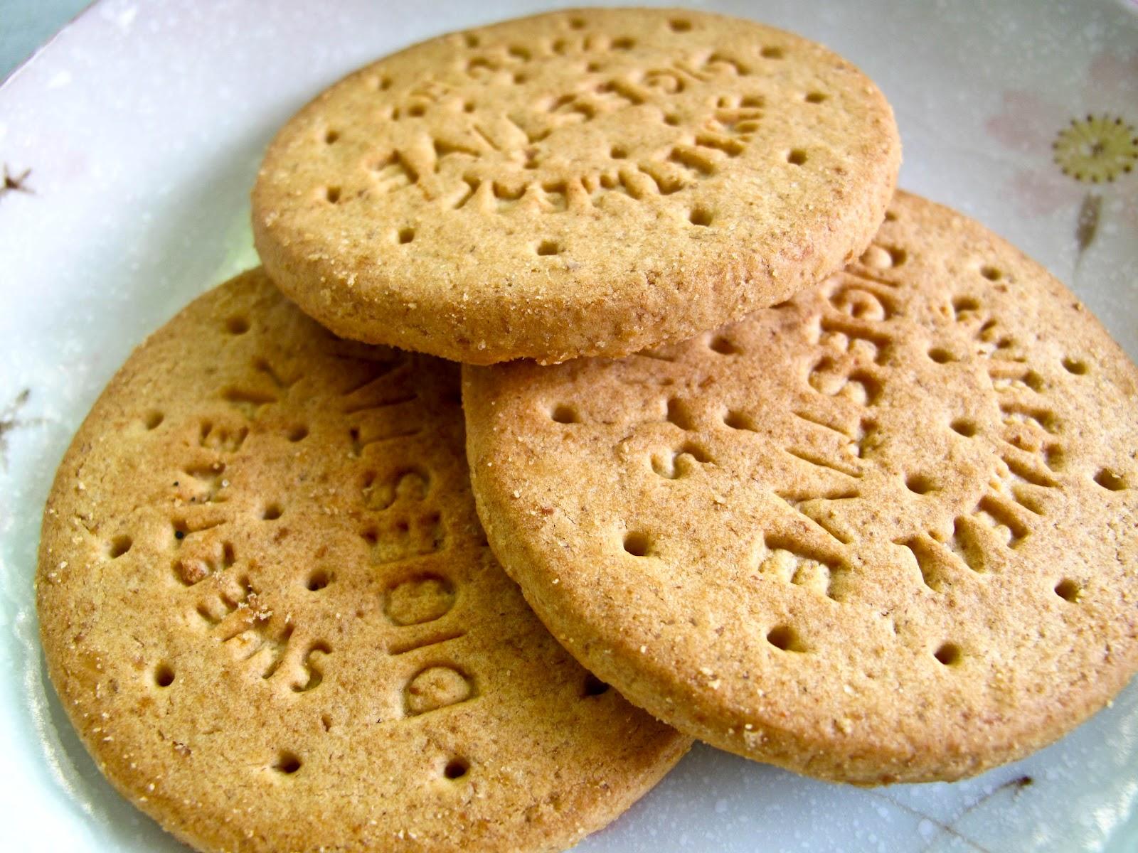 New Gadget Simple Menu Breakfast Digestive Biscuits