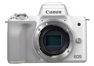 Harga Kamera Mirrorless Canon M50 termurah terbaru dengan Review dan Spesifikasi April 2019