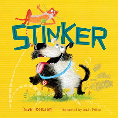 Stinker is a smelly dog waiting to be adopted. Though may families and people seem interested in him, Stinker's stink drives everyone away.  Is there a human for every dog? Can Stinker find his?