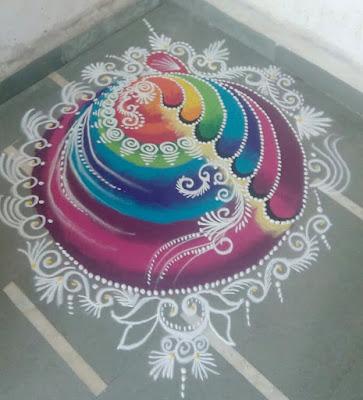 Rangoli designs - Part 3