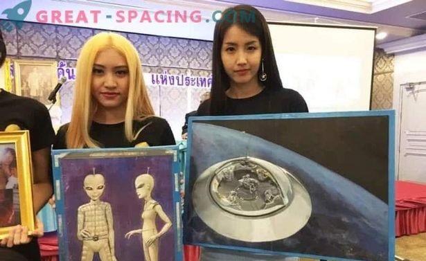 Οι εξωγήινοι είπαν στους επισκέπτες σε βουδιστικό ναό στην Ταϊλάνδης ότι ο Τρίτος Παγκόσμιος Πόλεμος θα ξεκινούσε το 2022!