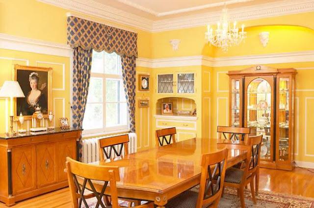 Italian Dining Room Wooden Furniture