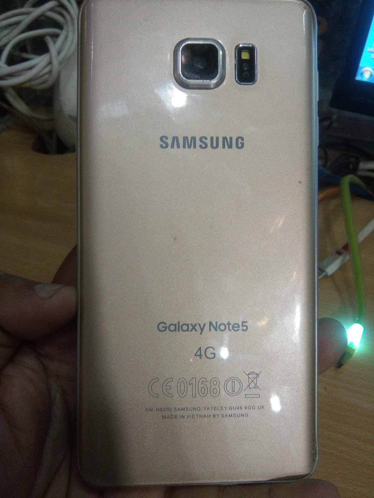 Galaxy note 5 clone firmware