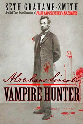 Portada Abraham Lincoln Vampire Hunter)