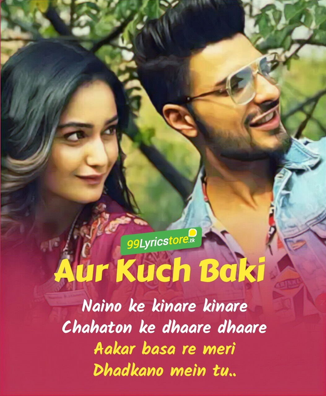 Latest beautiful love song 'Aur Kuch Baaki' beautifully sung by 'Yasser Desai'. Music directed by Harshit Saxsena and Lyrics written by Dev Narayan. Music Label is Zee Music Company