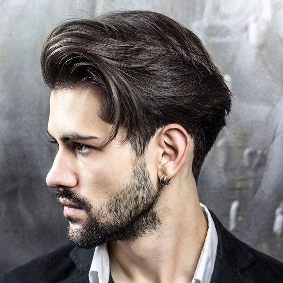 La Moda En Tu Cabello Cortes De Pelo Y Peinados Modernos Para - Peinados-modernos-para-hombres