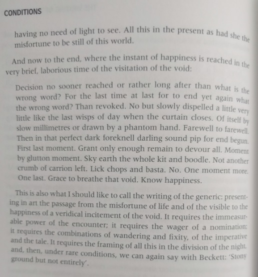 Conditions By Alain Badiou