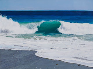 realistas-pinturas-playas-soleadas