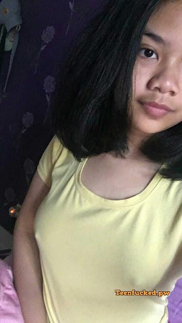 vS6pQxto s8 wm - Abg desa selfie bugil pamer memek sangean 2020