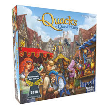 the quacks of quedlinburg boite