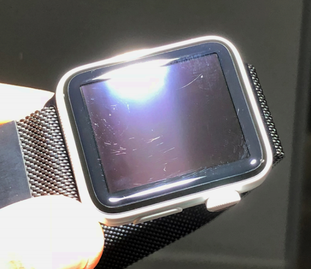 Apple Faces New Lawsuit For False Marketing Its Watch's Brilliantly Scratch Resistant