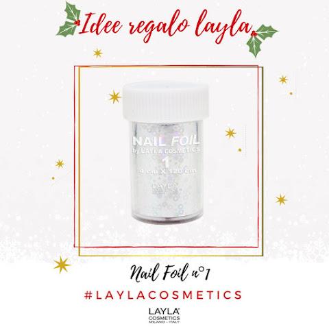 layla cosmetics - foil