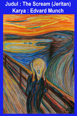 Lukisan Dan Keterangannya : lukisan, keterangannya, Contoh, Lukisan, Beserta, Gambar, Pelukisnya