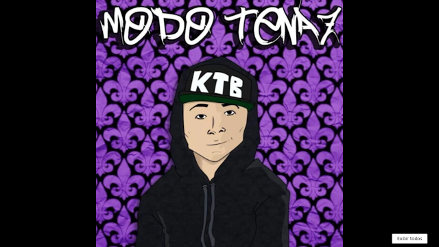 "Ouça o EP ""Modo Tenaz"" do KTB MC"