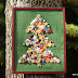 Recycled Jewelry Christmas Tree Picture Tutorial