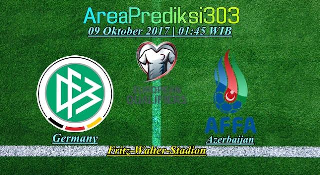 Prediksi Skor Jerman vs Azerbaijan 09 Oktober 2017
