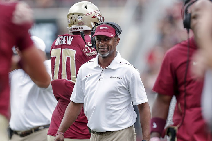 Willie Taggart Is Out As Florida State Head Coach