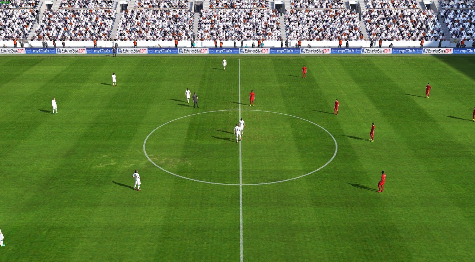 Pes 2017 graphics | PES 2019 Master League Graphics for PES 2017