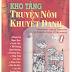 Kho Tàng Truyện Nôm Khuyết Danh Việt Nam - NXB Văn Học 2000 (Tập 1 + 2)