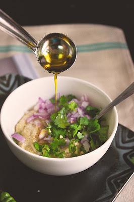 bengali starter recipe posto bata