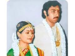 Sathyaraj wedding