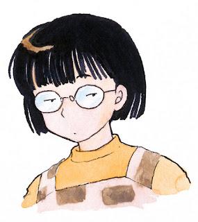 Autoportrait de Rumiko Takahashi, Grand Prix du FIBD d'Angoulême 2019