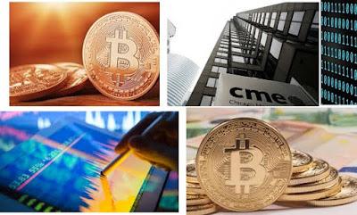 Alta volatilidad del Bitcoin tras acercarse su debut en Chicago