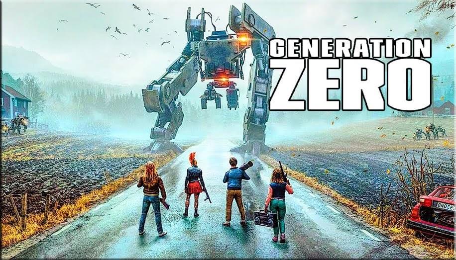 Generation Zero Game phiêu lưu hành động 2019