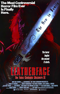 Leatherface: Texas Chainsaw Massacre III Poster