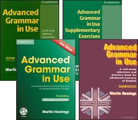 Download Sách Advanced Grammar In Use Trọn Bộ 4 Cuốn PDF