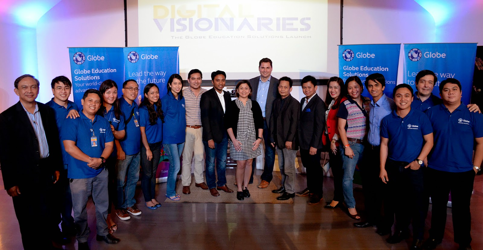 Globe myBusiness launches its education solution program called Brightspace