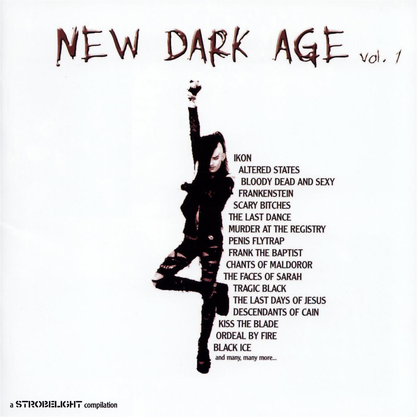 S-Sick: VA New Dark Age Vol. 1 (2CD´S)