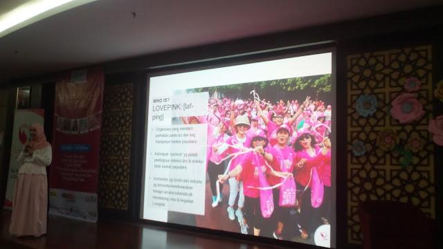 love pink penderita kanker