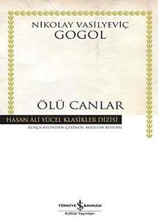 Nikolay Vasilyeviç Gogol - Ölü Canlar