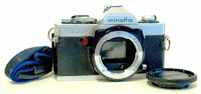 Minolta XG-9 (Chrome) Body #476