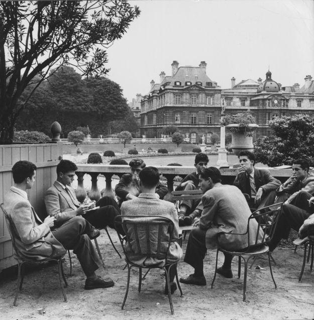 Restaurant Vivre Paris